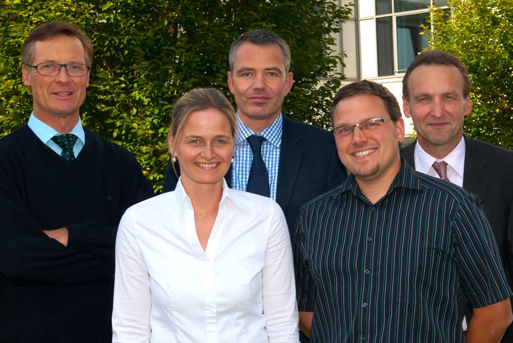 Vorstand Schlaganfall-Initiative Regensburg